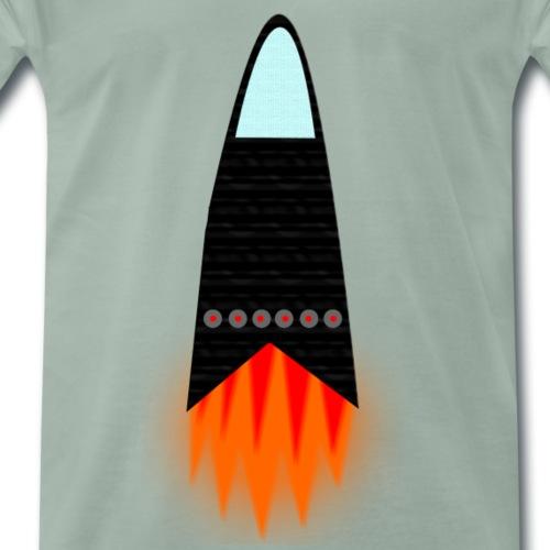 The Rocket - Premium T-skjorte for menn