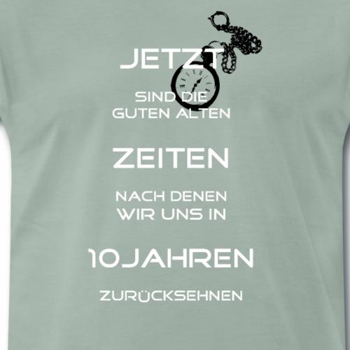 Alte Zeiten - Männer Premium T-Shirt