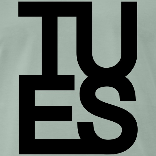 TU ES - Männer Premium T-Shirt