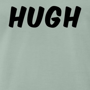 Hugh - Premium T-skjorte for menn