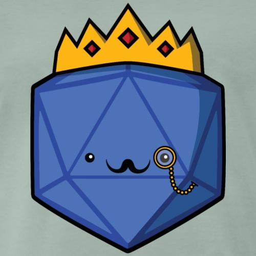 Dice King - Männer Premium T-Shirt