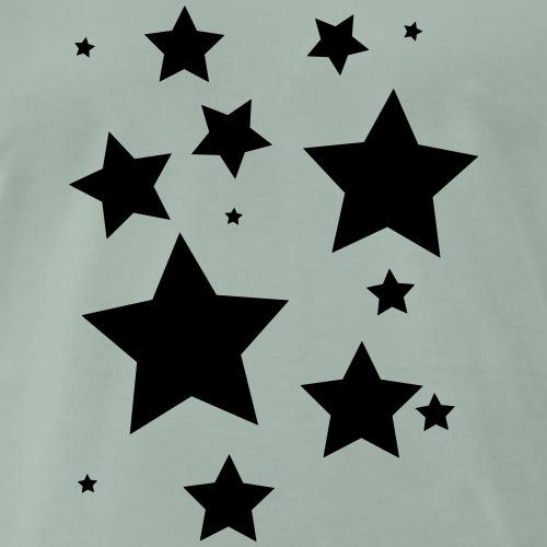 sterne universum - Männer Premium T-Shirt