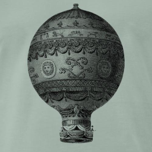 Vintage Heißluftballon - Männer Premium T-Shirt