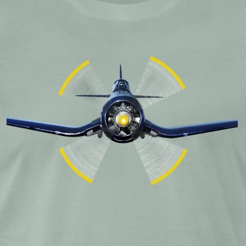 CORSAIR FRONT_1806_MPLB - T-shirt Premium Homme