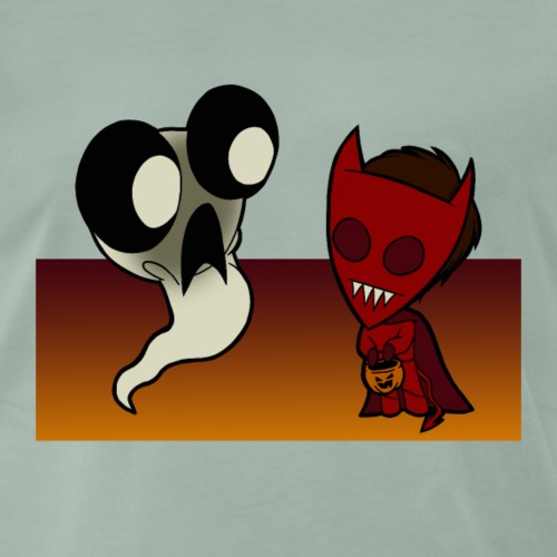 Spooked - Men's Premium T-Shirt