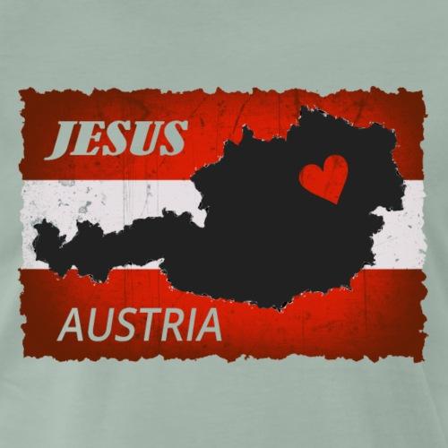 Jesus Austria - Männer Premium T-Shirt