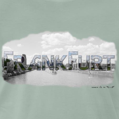 Frankfurt am Main von Lieblingsregion (Skyline) - Männer Premium T-Shirt