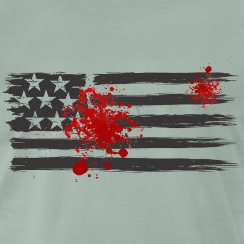 USA&blood - Camiseta premium hombre