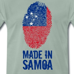 Made in Samoa - T-shirt Premium Homme