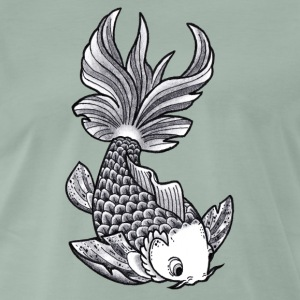 Tattoo Flash Fish - Men's Premium T-Shirt