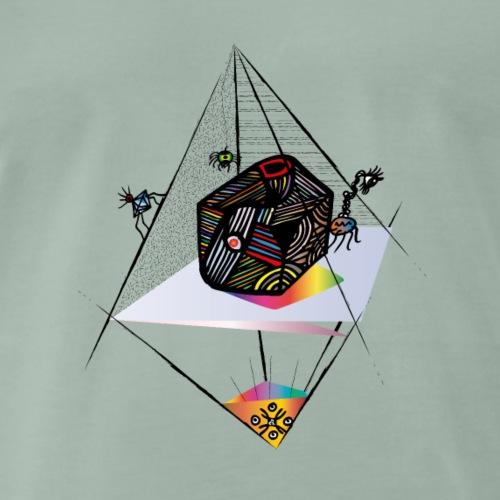 Diamond'OVNI - T-shirt Premium Homme