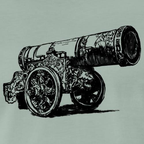 Kanone - Männer Premium T-Shirt