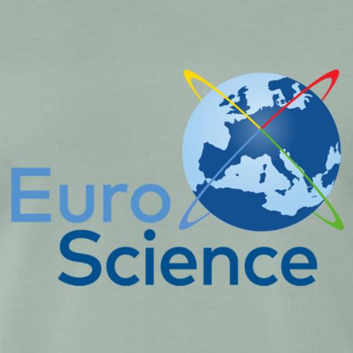 EuroScience - Logo - Men's Premium T-Shirt