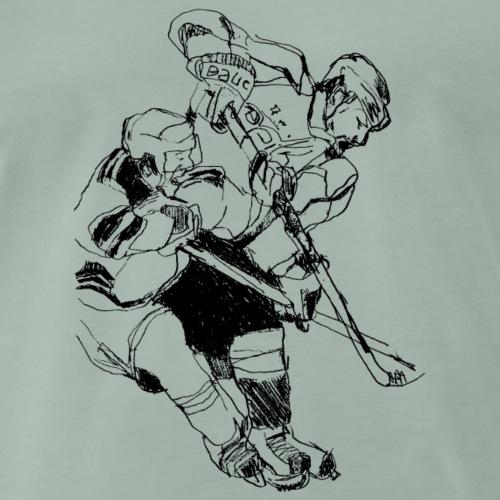 Hockeyeurs - T-shirt Premium Homme