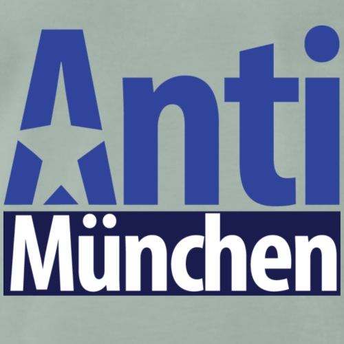 Anti Blue - Männer Premium T-Shirt