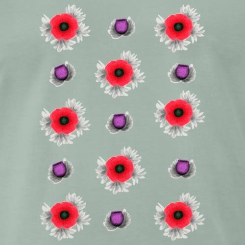 Kangaskassi - Miesten premium t-paita