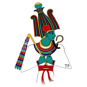 OSIRIS - God of Egypt - Männer Premium T-Shirt