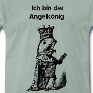 I am the Angel King - Men's Premium T-Shirt