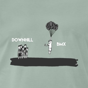BMX T-Shirt & Hoody - Men's Premium T-Shirt