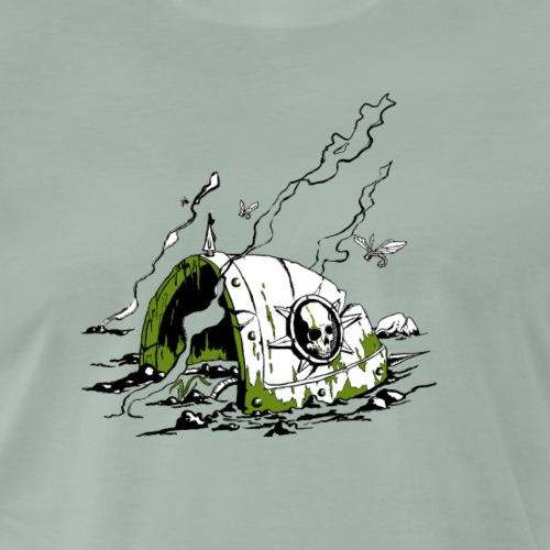 Deathguard 40K - Mannen Premium T-shirt