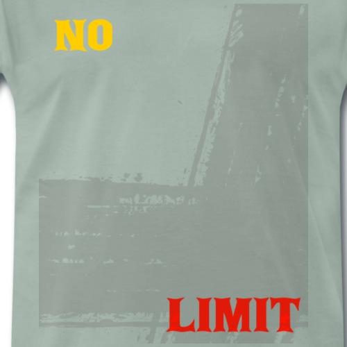 no limit - Männer Premium T-Shirt