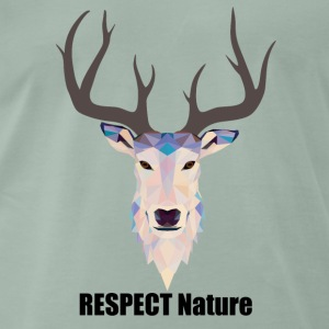 respect nature - T-shirt Premium Homme