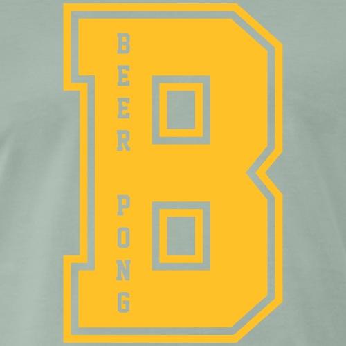 Beer Pong B - Männer Premium T-Shirt