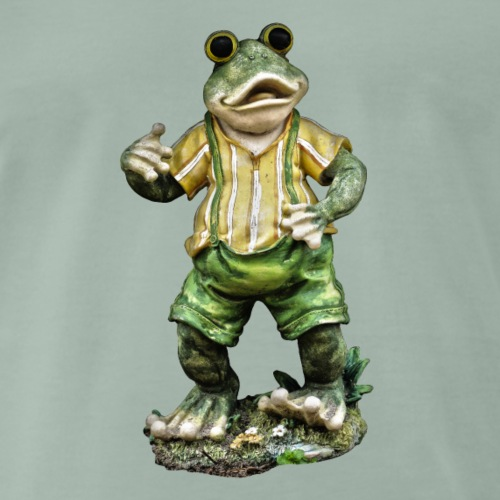 Yo Frog! - Männer Premium T-Shirt
