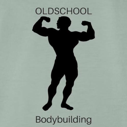 Oldschool Bodybuilding - Männer Premium T-Shirt