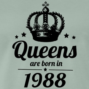 Queen 1988 - Men's Premium T-Shirt
