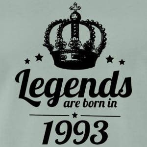 Legends 1993 - Men's Premium T-Shirt