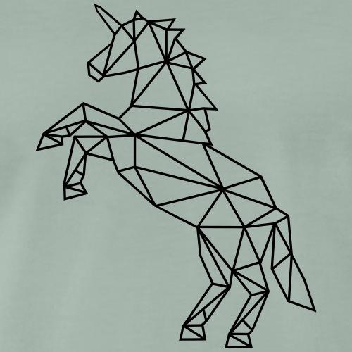Einhorn | Fabelwesen - Männer Premium T-Shirt