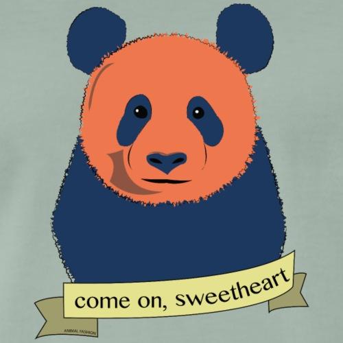 Come on, Sweetheart | Animal Fashion - Männer Premium T-Shirt
