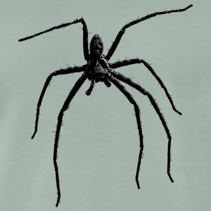 Spider - Premium T-skjorte for menn