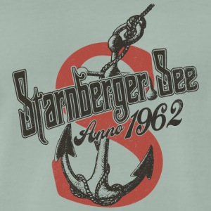starnberger Lake - Men's Premium T-Shirt