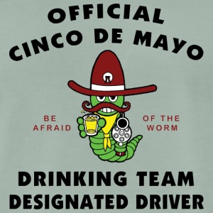 Cinco de Mayo Drinking Team Driver - Premium T-skjorte for menn