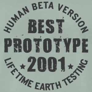 2001 - The birth year of legendary prototypes - Men's Premium T-Shirt