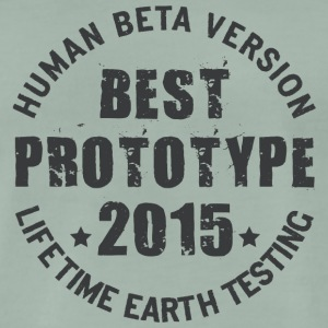 2015 - The birth year of legendary prototypes - Men's Premium T-Shirt