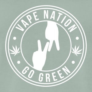 vape Nation - Men's Premium T-Shirt