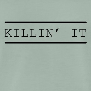 killin - Premium-T-shirt herr