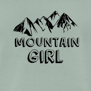 MOUNTAIN - Mannen Premium T-shirt