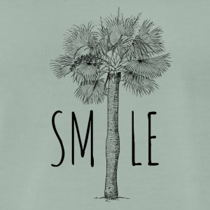 SMILE PALME - Men's Premium T-Shirt