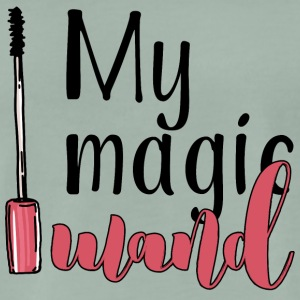 Beauty / Makeup: My Magic Wand - Premium T-skjorte for menn