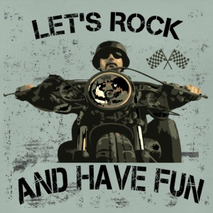 Lets rock and have fun! - Men's Premium T-Shirt