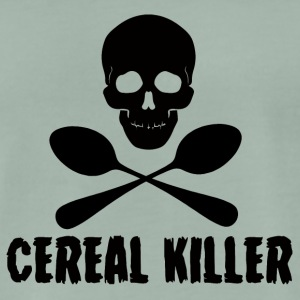 Halloween: Cereal Killer - Premium-T-shirt herr