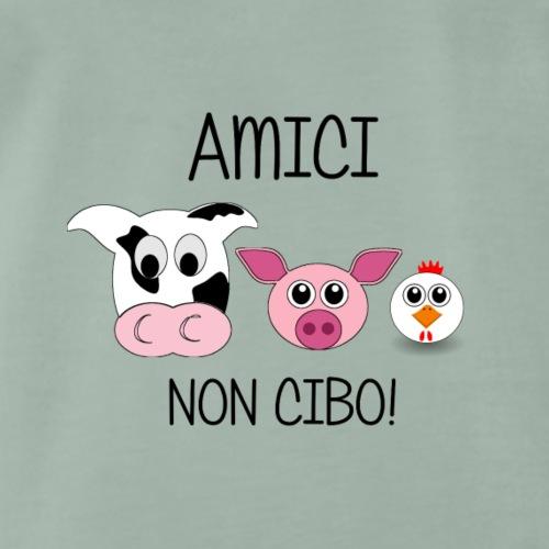 AMICI NON CIBO - Camiseta premium hombre