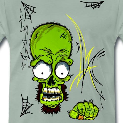 Ghettofaust Monster - Männer Premium T-Shirt