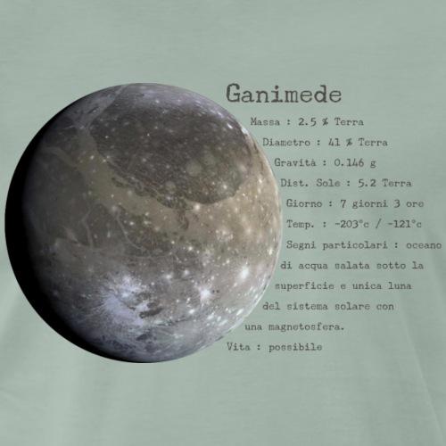 Ganymede - Men's Premium T-Shirt