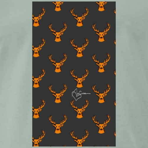 Jaeger-Baes Pattern - Men's Premium T-Shirt