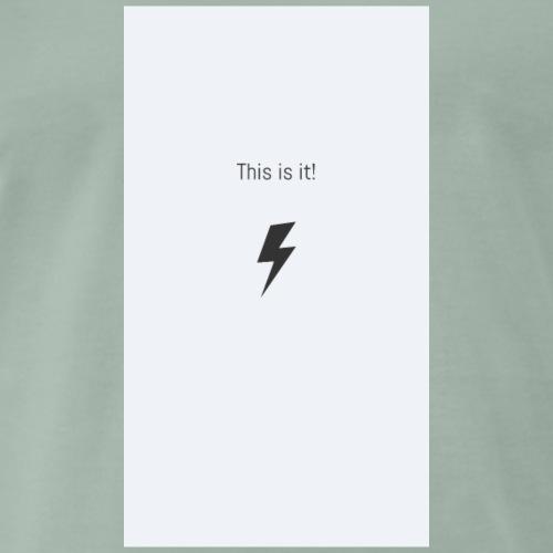 Blitz - Männer Premium T-Shirt